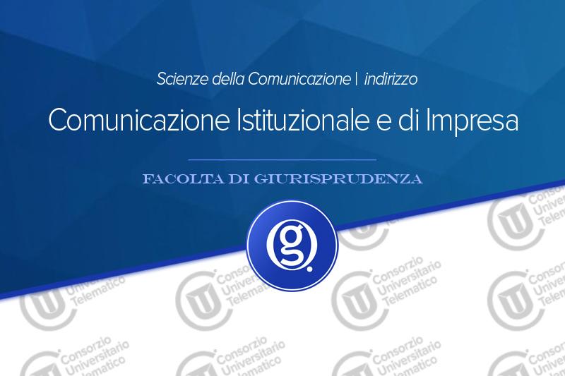 Comunicazione Istituzionale e d'Impresa