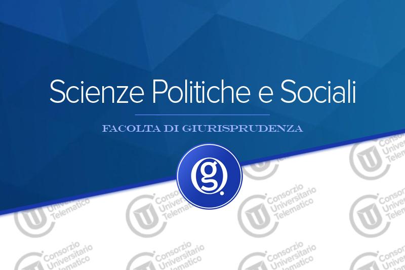 Scienze politiche e sociali