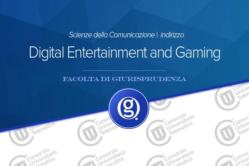 Digital Entertainment and Gaming