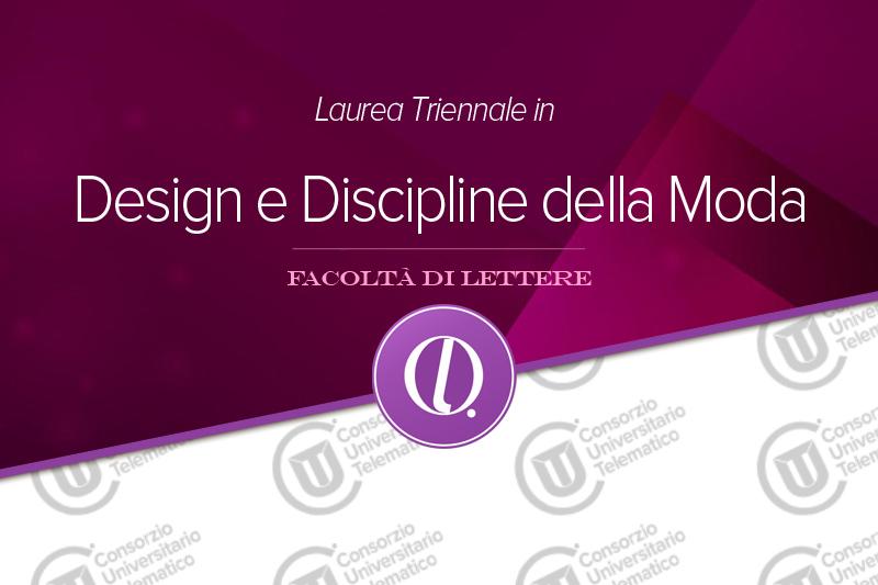 Design e Discipline della Moda