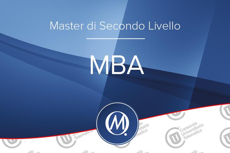 Master MBA di Secondo Livello