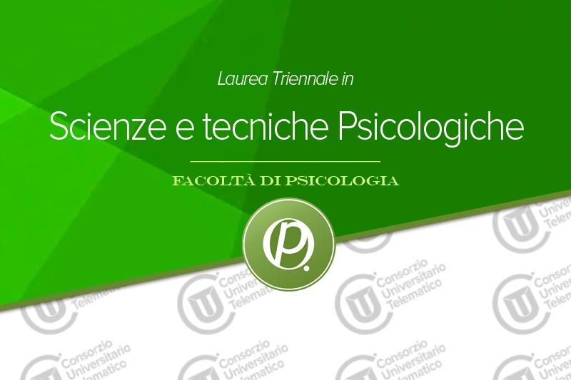 scienze e tecniche psicologiche